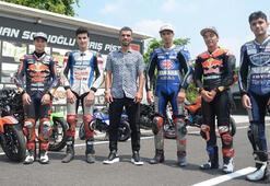 Milli motosikletçiler İspanyada iki farklı yarışta Türkiyeyi temsil edecek