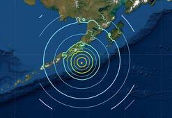 Son dakika... ABDde 7.8 büyüklüğünde deprem
