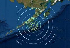ABDde 7.8 büyüklüğünde deprem