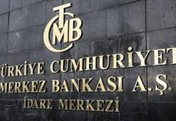 TCMBnin politika faizini sabit tutması bekleniyor