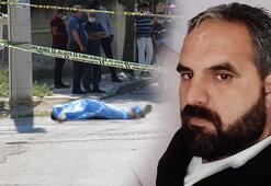 Manisa'da dehşet Sokak ortasında yeğenini öldürdü
