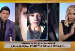 Pınar Gültekinin babasından canlı yayında yürek burkan sözler