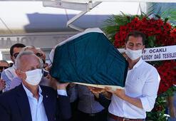 Haluk Ulusoy'un annesi son yolculuğuna uğurlandı