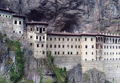 Sümela Manastırı Nerede (Hangi İldedir) - Sümela Manastırına Nasıl Gidilir