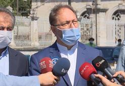 Diyanet İşleri Başkanı Ali Erbaştan Ayasofya açıklaması