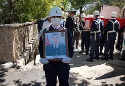 Mardinde hayatını kaybeden Uzman Onbaşı Niğdede son yolculuğuna uğurlandı