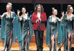 Efes Opera ve Bale Festivali sürüyor