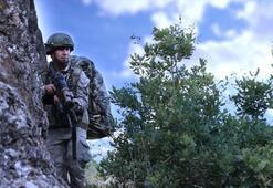 MSB duyurdu 4 PKK'lı terörist teslim oldu