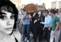 Son dakika: Pınar Gültekine veda... Tabutunu kadınlar taşıdı