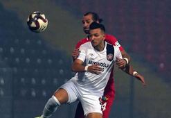 Play-off yarı final ilk maçında Fatih Karagümrük, Akhisarsporla 3-3 berabere kaldı