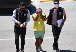 Muğlada genç kıza tehdit içerikli mesaj gönderdiği iddia edilen zanlı tutuklandı