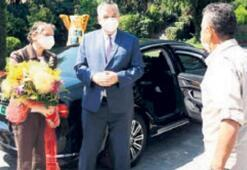 Almanya'nın yeni büyükelçisi Ankara'da