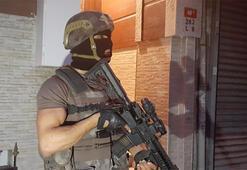 İstanbulda eş zamanlı operasyon Çok sayıda adrese baskın yapıldı