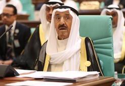 Kuveyt Emiri, tedavi için ABDye gitti