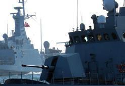Son dakika: Navtex krizi Türk savaş gemileri harekete geçti...