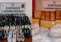 Elazığda kaçakçılık operasyonu: 3 gözaltı