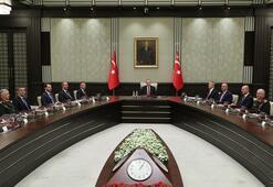 YAŞ kararları terfi listesi belli oldu Yüksek Askeri Şura kararları neler, hangi kararlar alındı
