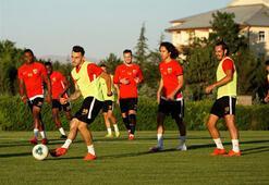 Kayserisporda Trabzonspor maçı hazırlıkları devam ediyor