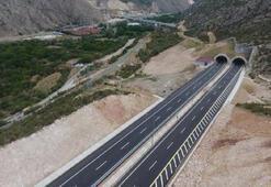 Amasya çevre yolu 25 Temmuzda açılacak