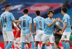 Süper Ligin toplamı Manchester City kadar