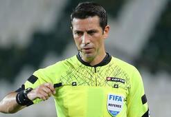 Son dakika - Ziraat Türkiye Kupası finalinin hakemi Ali Palabıyık