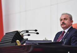 TBMM Başkanı Şentopa, Balkanlardan Ayasofya mektubu
