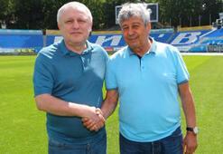 Son dakika - Dinamo Kiev, Lucescuyu resmen açıkladı