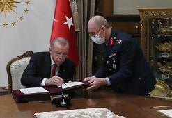 Son dakika... Cumhurbaşkanı Erdoğan YAŞ kararlarını onayladı