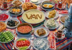 Herkesin severek yediği Van kahvaltısı tescillendi