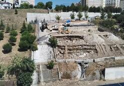 İstanbulda metro çalışmasında su borusu patladı