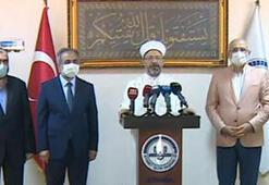 Ayasofyada görevlendirilen imam ve müezzinler belli oldu