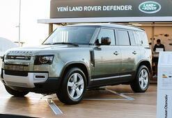 Yeni Land Rover Defender Bodrum'da