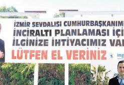 'İzmir bizi duymuyor Cumhurbaşkanı duysun'
