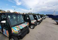 Adalarda kullanılacak elektrikli araçların ücret tarifesi belli oldu