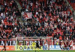 Çek Cumhuriyeti 1. Liginde sezon iptal edildi Küme düşme...