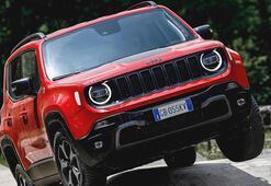 Almanya'da ödüller Jeep'e