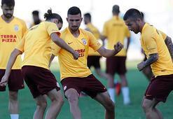 Galatasaray, Antalyaspor kamp kadrosunu açıkladı
