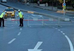İstanbullular dikkat Bu yollar trafiğe kapatıldı