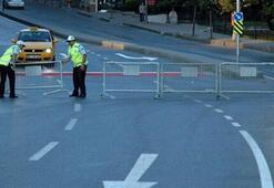 Ayasofya Camiinin açılışı için bazı yollar trafiğe kapatıldı