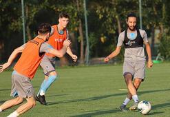 Trabzonsporun Hes Kablo Kayserispor hazırlığı