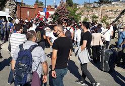 Ayasofyanın açılışına yerli ve yabancı basından yoğun ilgi