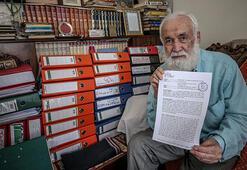 Ayasofya davasını kazanan İsmail Kandemirin cuma namazı  heyecanı