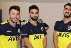 Son dakika haberler - Fenerbahçede sıcak saatler Hasan Ali Kaldırım, Mehmet Ekici ve Tolga Ciğerci...