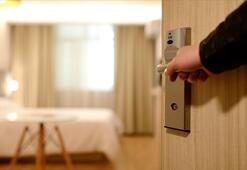 Haziranda otel doluluğu yüzde 21,2 oldu