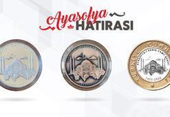 Ayasofya parası nedir, nasıl alınır Ayasofya Camisi hatıra parası nereden alınır