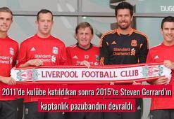 Liverpoolun lideri Jordan Henderson