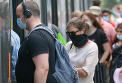 Zorunlu maske geri döndü