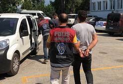 Maske ve şapka takıp Atatürk büstlerini çalan hırsızlar yakalandı