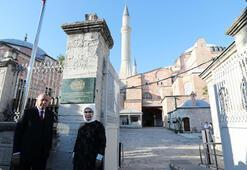 Emine Erdoğandan Ayasofya-i Kebir Cami-i Şerifi paylaşımı