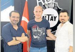 Altay'da ilk transfer Blagojevic